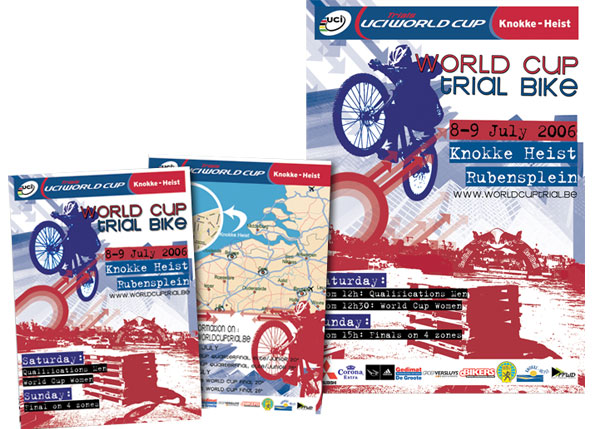 Worlcup Trial Bike